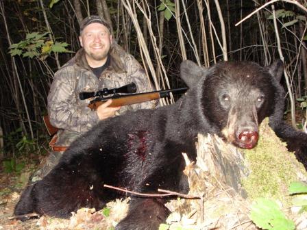 Minnesota Black Bear Hunt 2007