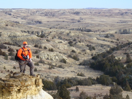 Montana Mule Deer Hunt 2007
