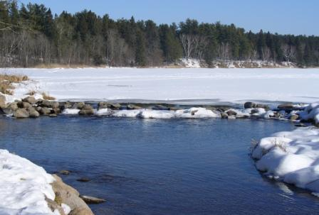 Itasca State Park 2.23.08.006 - Mississippi Headwaters